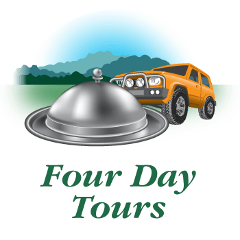 long weekend off road tours